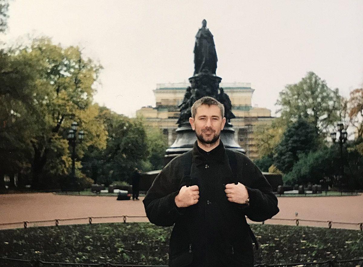 Петербур, жовтень 2001 р. - фото 64169