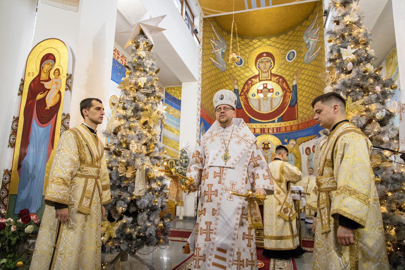 У церкві Різдва Пресвятої Богородиці (Львів-Сихів), 2 лютого 2020 року