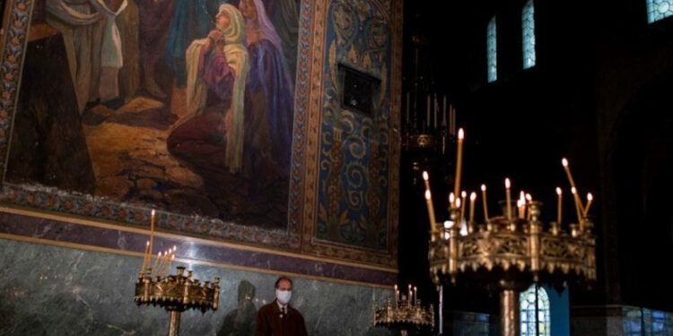 Services were held by Russian priests in cities of Turkey that are under the jurisdiction of the Ecumenical Patriarchate - фото 65090