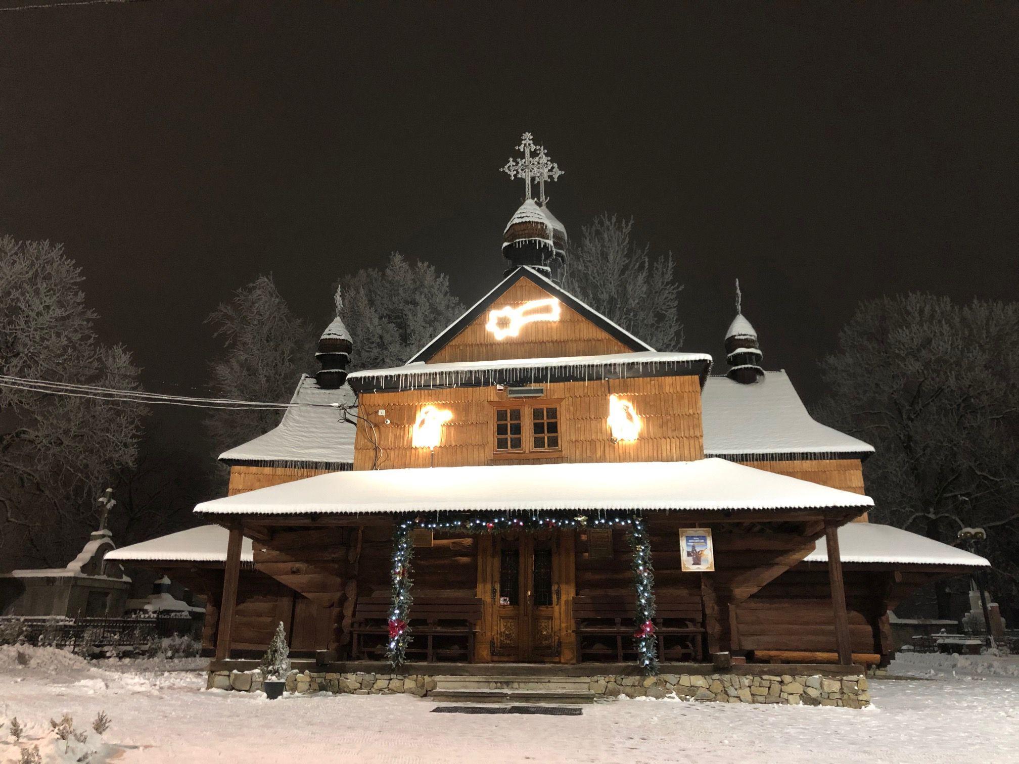 Перлина Покуття, уквітчана снігом (ФОТО) - фото 66852