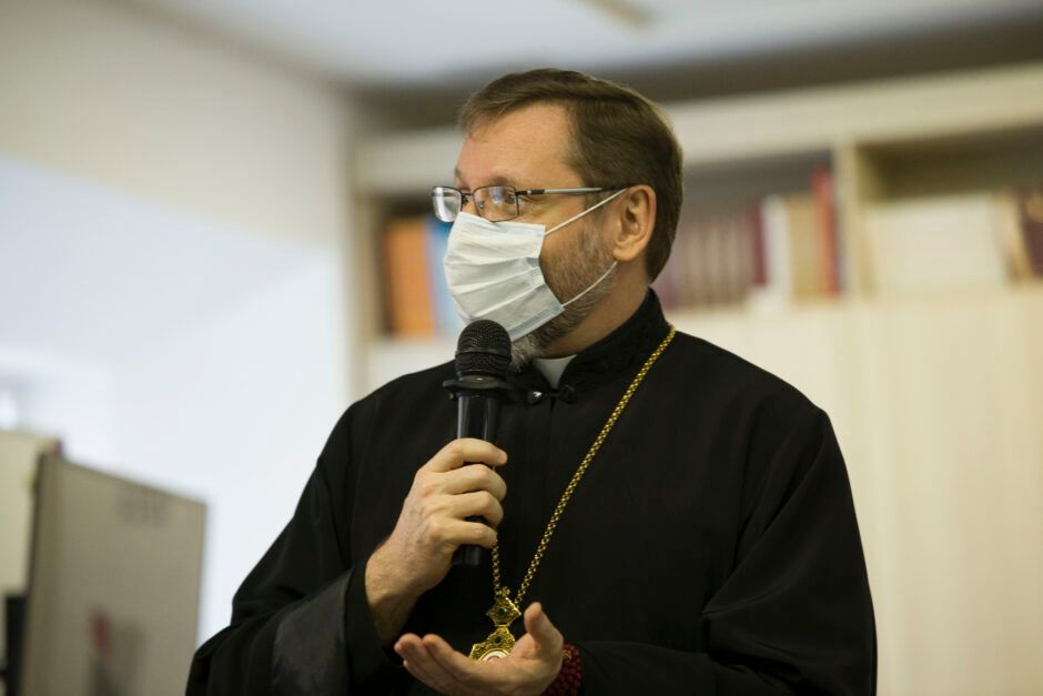 Блаженніший Святослав, Отець і Глава Української Греко-Католицької Церкви