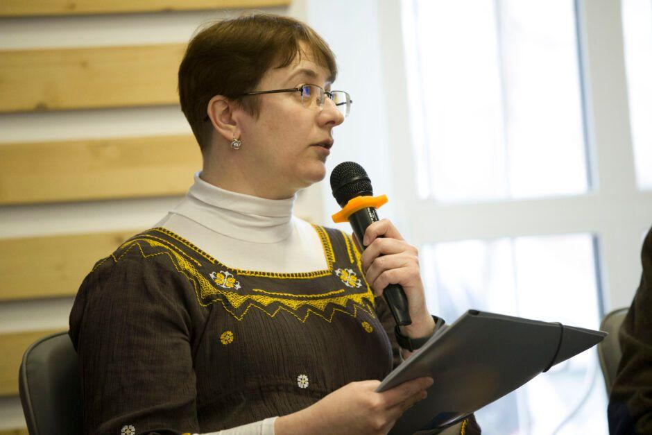 Світлана Гуркіна, кандидатка історичних наук, доцентка Інституту історії Церкви УКУ