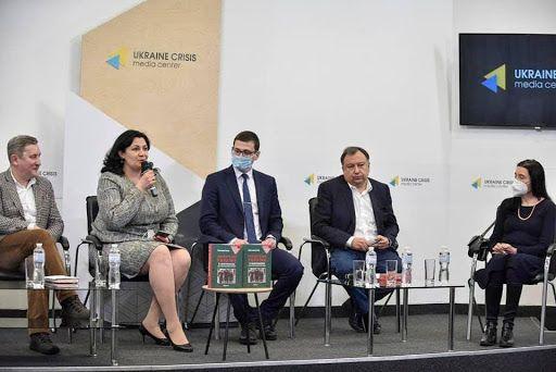 У Києві презентували книгу про Карпатську Україну, видану в УКУ - фото 69440