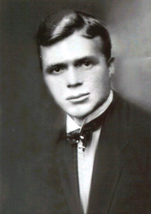 Іван Хоменко в молодості - фото 70536