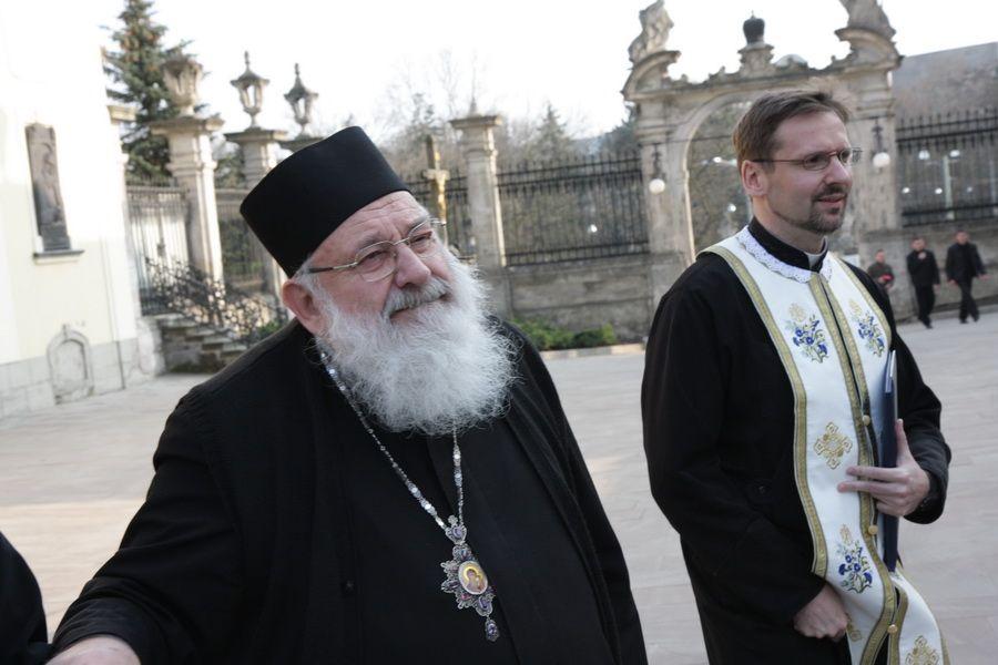 Єпископська хіротонія владики Святослава Шевчука