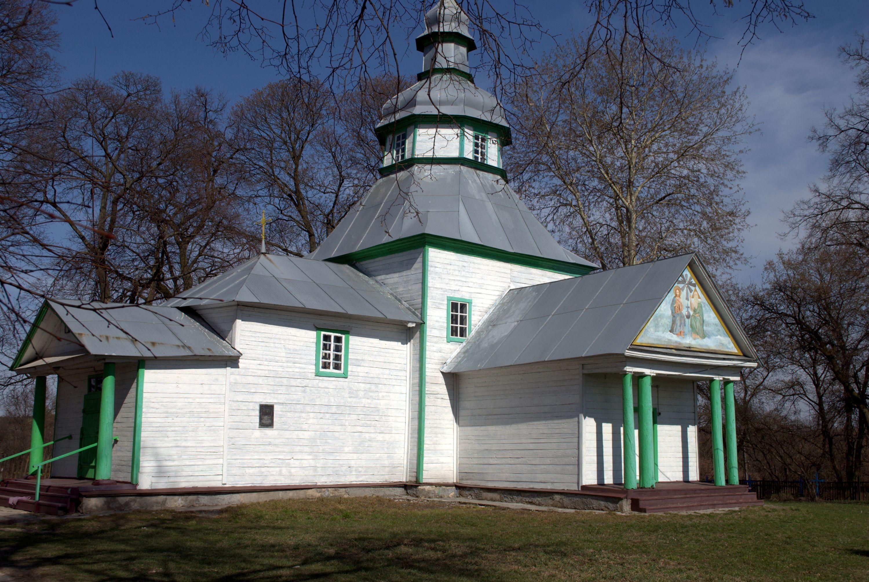 Найдавніша дерев'яна церква Чернігівщини береже таємницю і пам'ять про мецената - фото 72054
