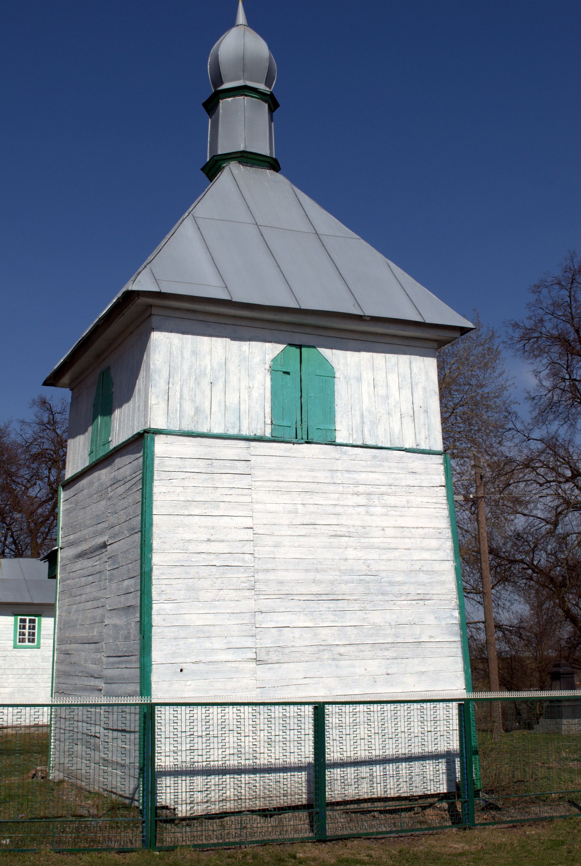 Найдавніша дерев'яна церква Чернігівщини береже таємницю і пам'ять про мецената - фото 72056