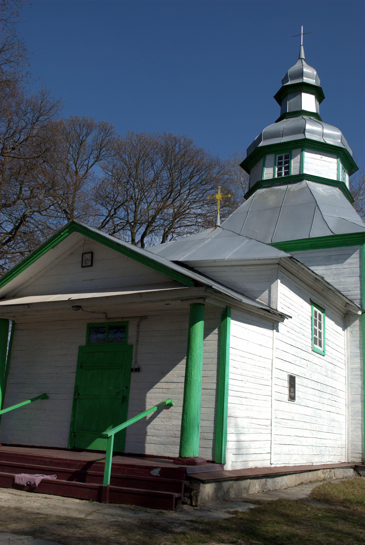 Найдавніша дерев'яна церква Чернігівщини береже таємницю і пам'ять про мецената - фото 72057