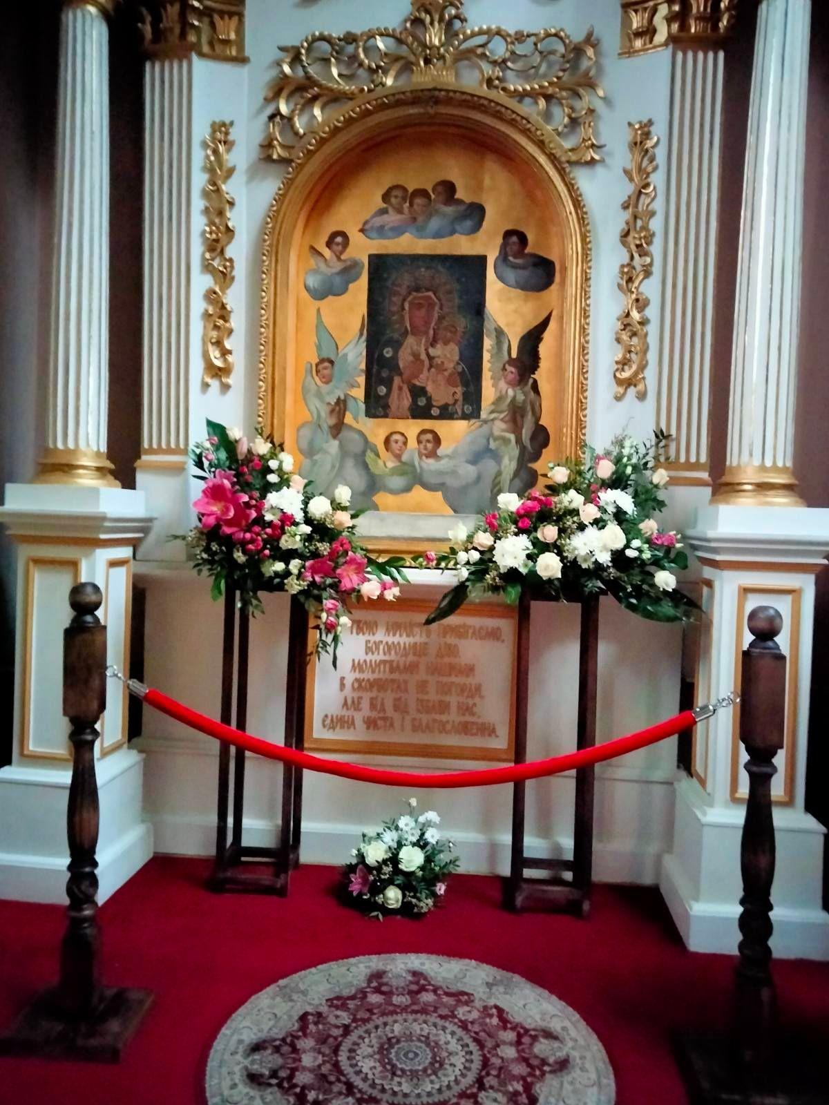Ікона Матері Божої Чернівецької «Надія безнадійних»