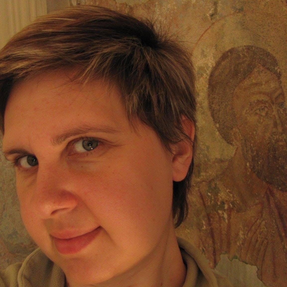 Ірина Гірна, реставраторка ікони