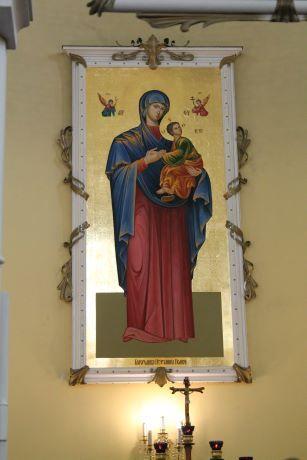 Ікона Неустанної Помочі Пресвятої Богородиці в Івано-Франківському храмі УГКЦ занесена до Книги рекордів України - фото 75039