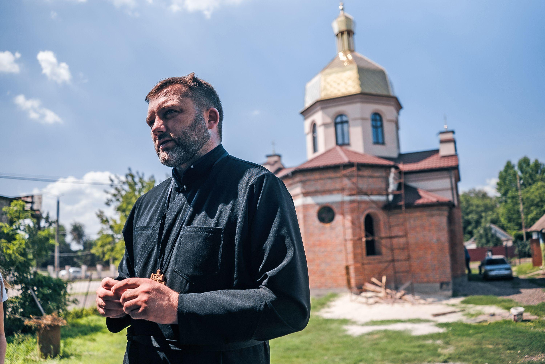 Отець Іван Талайло