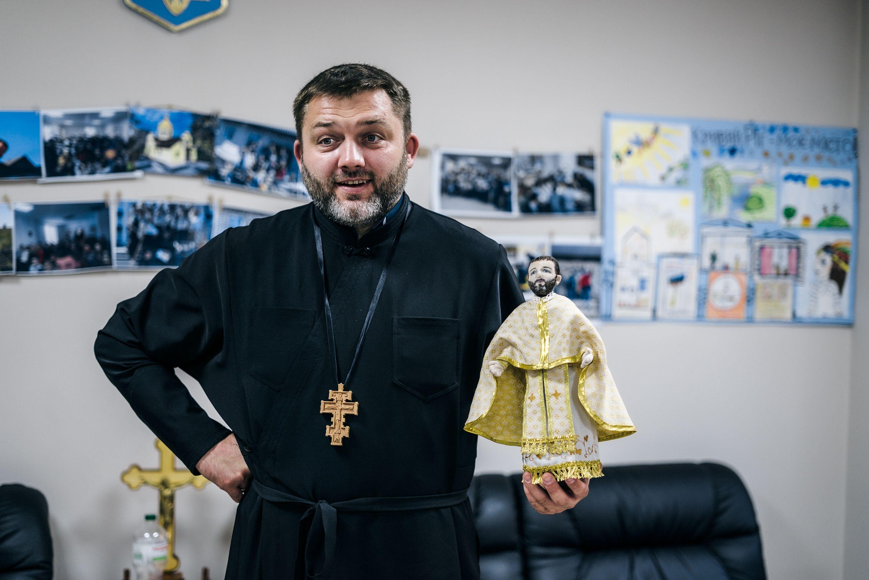 Отець Іван з отцем Іваном