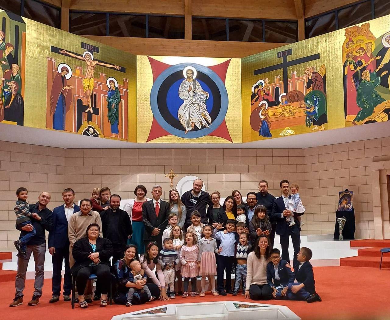 «Ви звільняєте світ від великого страху перед життям», — Блаженіший Святослав до багатодітних сімей - фото 79995