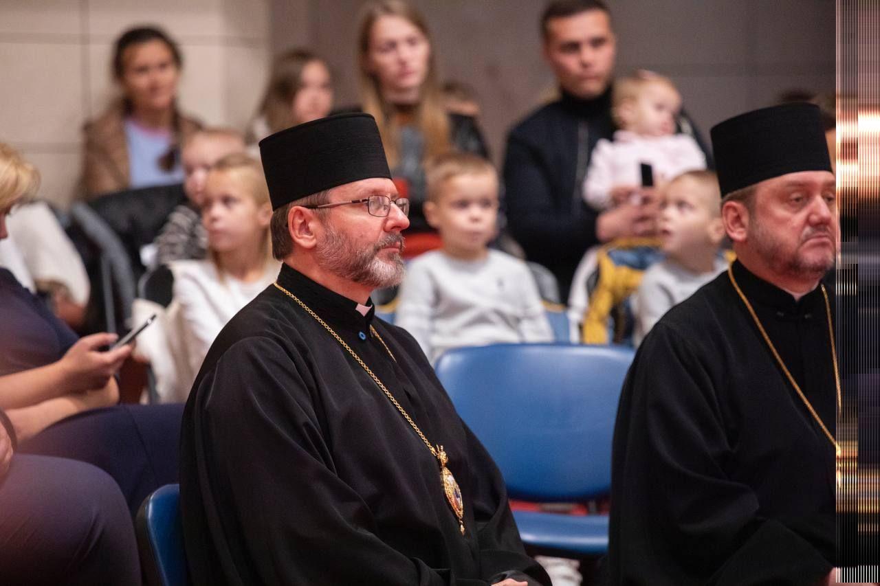 «Ви звільняєте світ від великого страху перед життям», — Блаженіший Святослав до багатодітних сімей - фото 79996