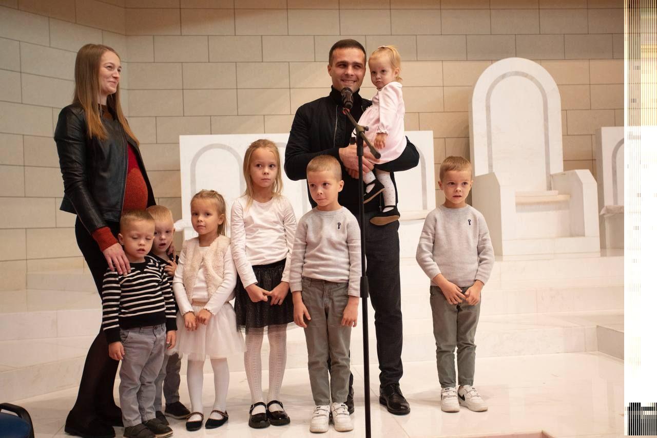«Ви звільняєте світ від великого страху перед життям», — Блаженіший Святослав до багатодітних сімей - фото 79997